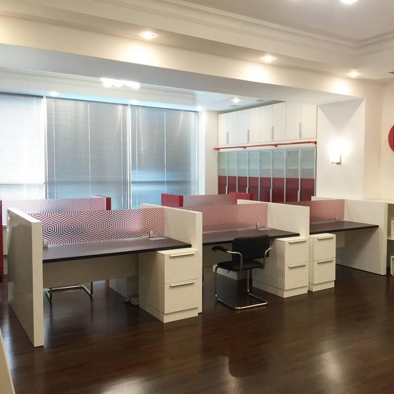 Офисная мебель-Офисная мебель «Модель 7»-фото1