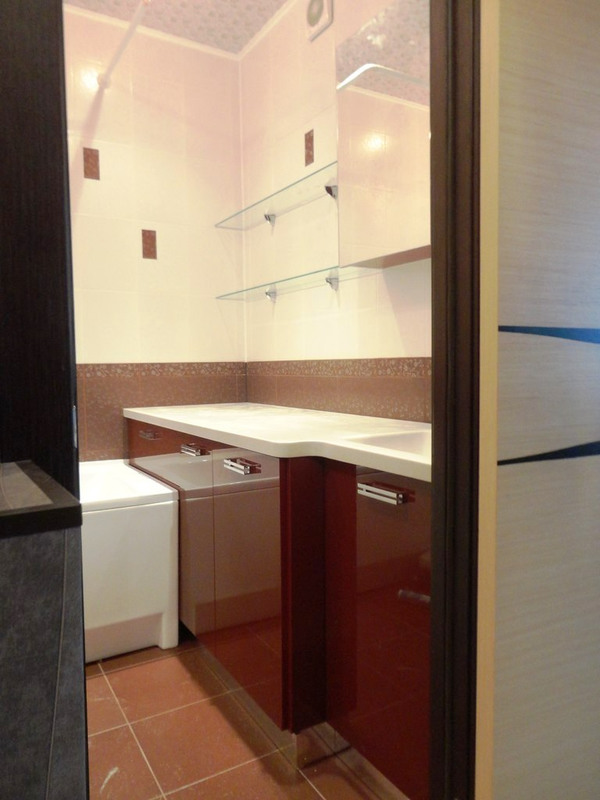 Мебель для ванной комнаты-Мебель для ванной «Модель 64»-фото2