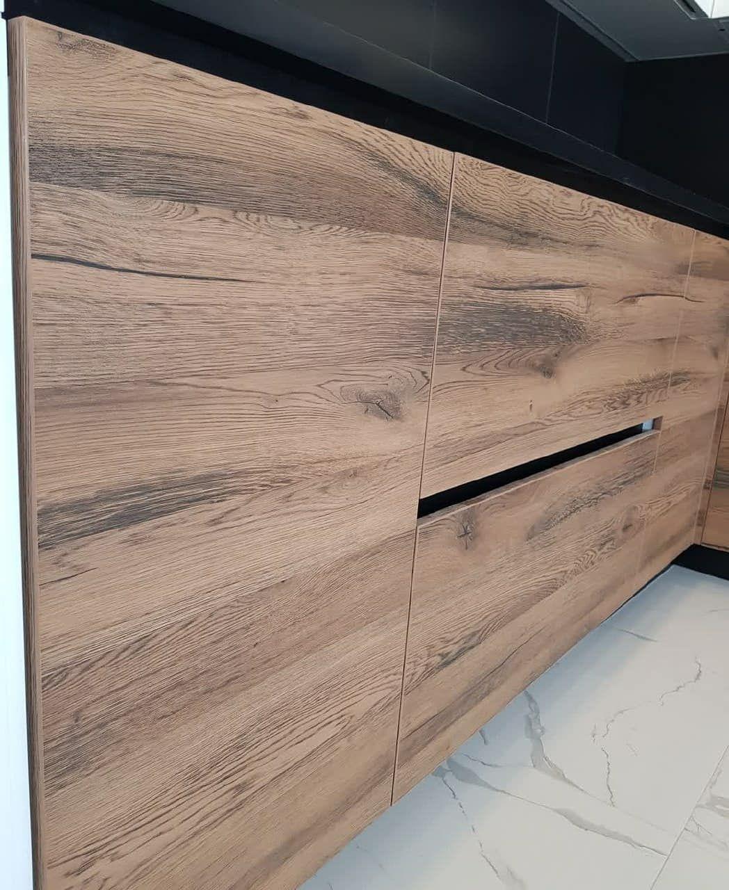 Белый кухонный гарнитур-Кухня МДФ в эмали «Модель 629»-фото8