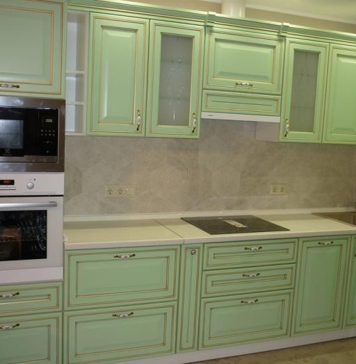 -Кухня МДФ в ПВХ «Модель 326»-фото14