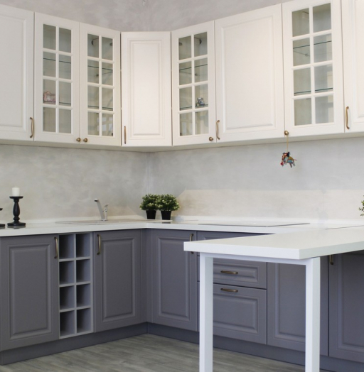 -Кухня МДФ в ПВХ «Модель 282»-фото11