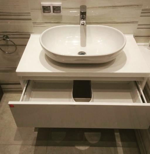 Мебель для ванной комнаты-Мебель для ванны «Модель 39»-фото4