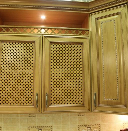 Дорогие и элитные кухни-Кухня из массива «Модель 127»-фото17