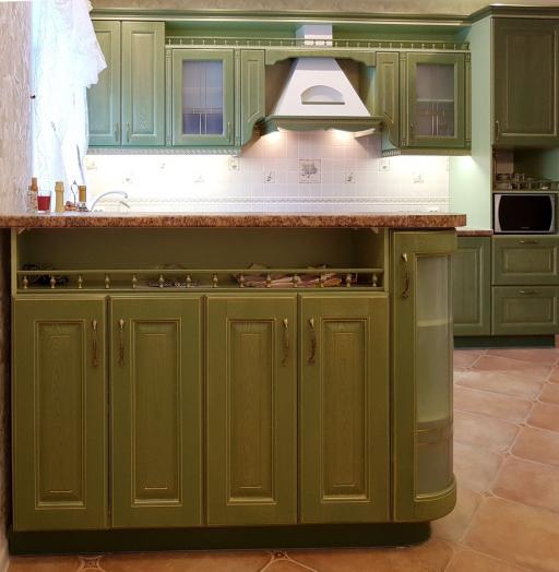 -Кухня из массива «Модель 23»-фото20
