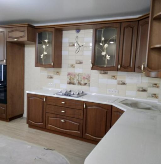 -Кухня МДФ в ПВХ «Модель 527»-фото11