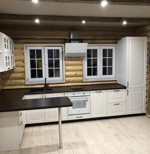 -Кухня МДФ в эмали «Модель 72»-фото29