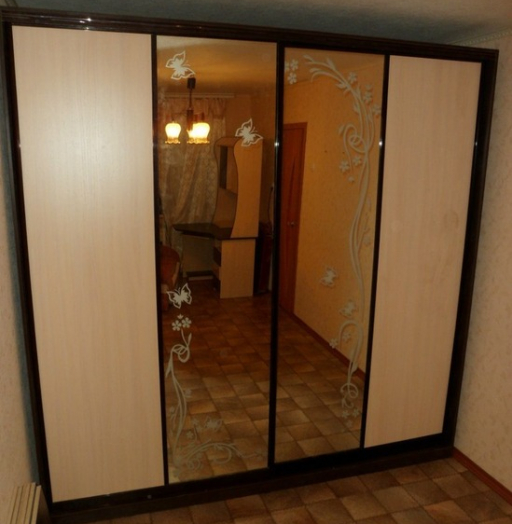 -Шкаф-купе с зеркалом «Модель 148»-фото5